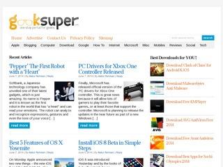PR3 Geek Portal for