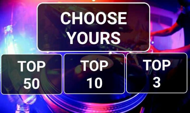 Up on your track in top spinnin records talent pool votes