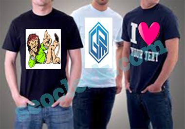 I'll Create Trendy T Shirt Design