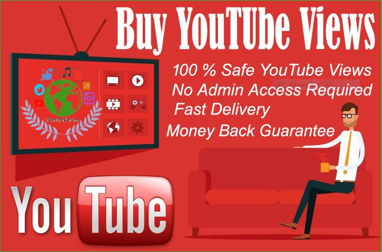 Organic YouTube Video Promotion & Marketing