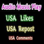 Buy High Quality Organic 20,000 Audio Music Play to your track