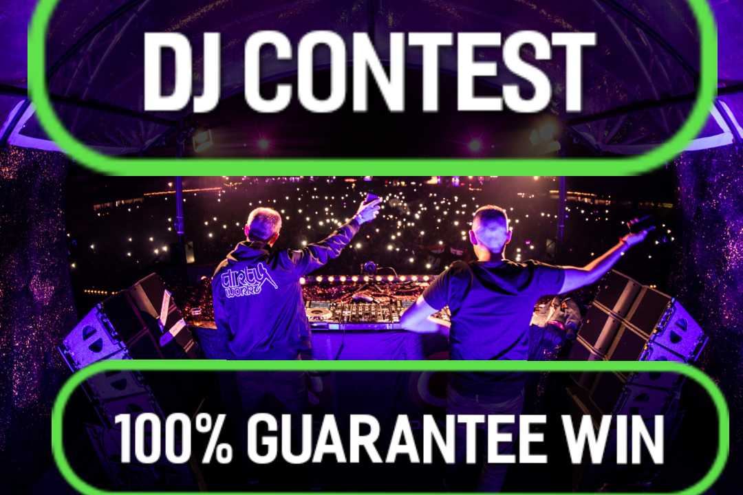 Promote 100 Top Dj Contest Votes With Real Different IP's