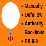 500 High Quality Authority Backlinks I Provide Manually