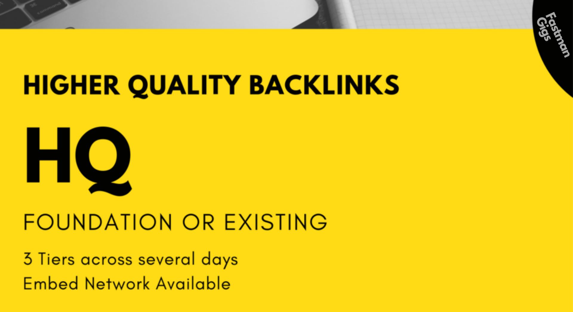 HQ Backlinks -  Higher Quality links