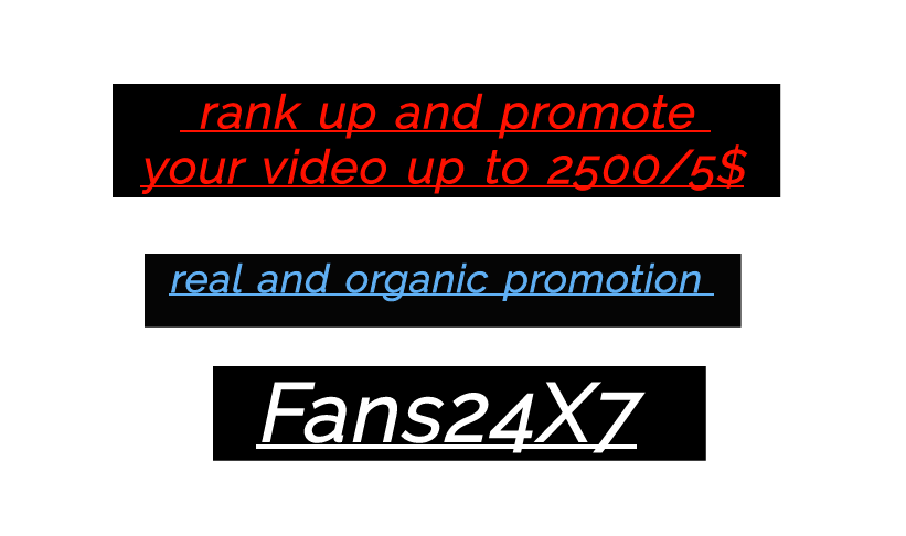 promote and rank up with organic promotion 100% safe and without dropout