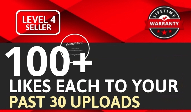 Add Instant 100+ Promotion Each Last 30 Posts