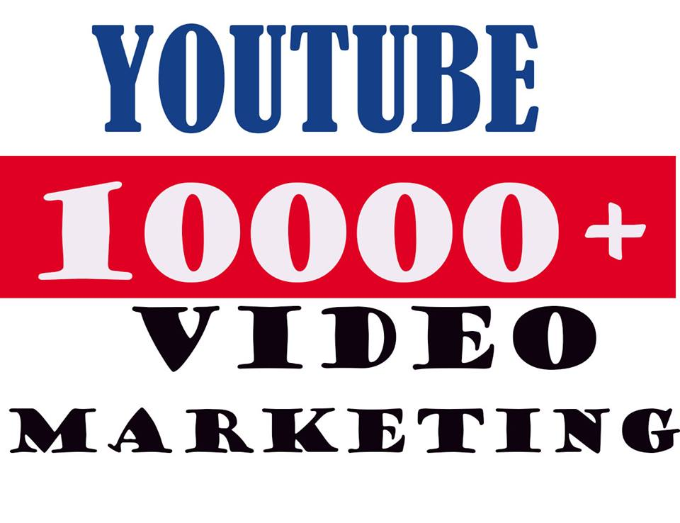 YouTube Video Promotion In 3-4H