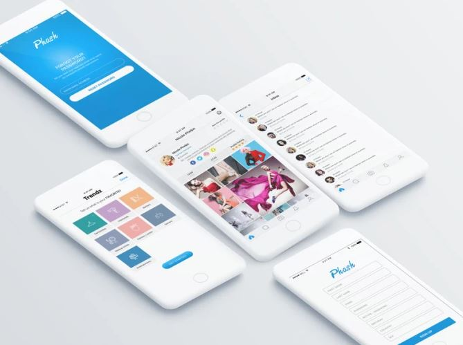 Create Mobile App Design Or Web Ui Ux Design