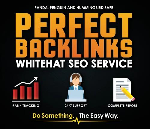 Handmake High PR Seo Backlinks To Improve Google Ranking