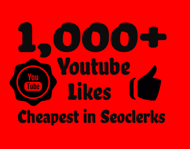 Add Super Instant 1000+ Real Youtube Lik es
