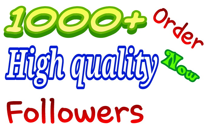 1000 High quality profile promotion fast