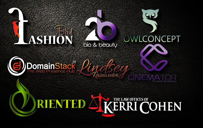 Design 3 Professional Versatile Business Logo Concepts With Copyrights