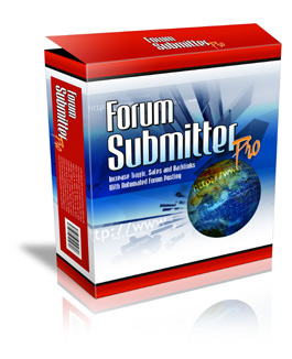 Forum Submitter Pro