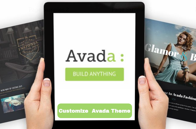 Create A Complete Website In Avada Wordpress Theme