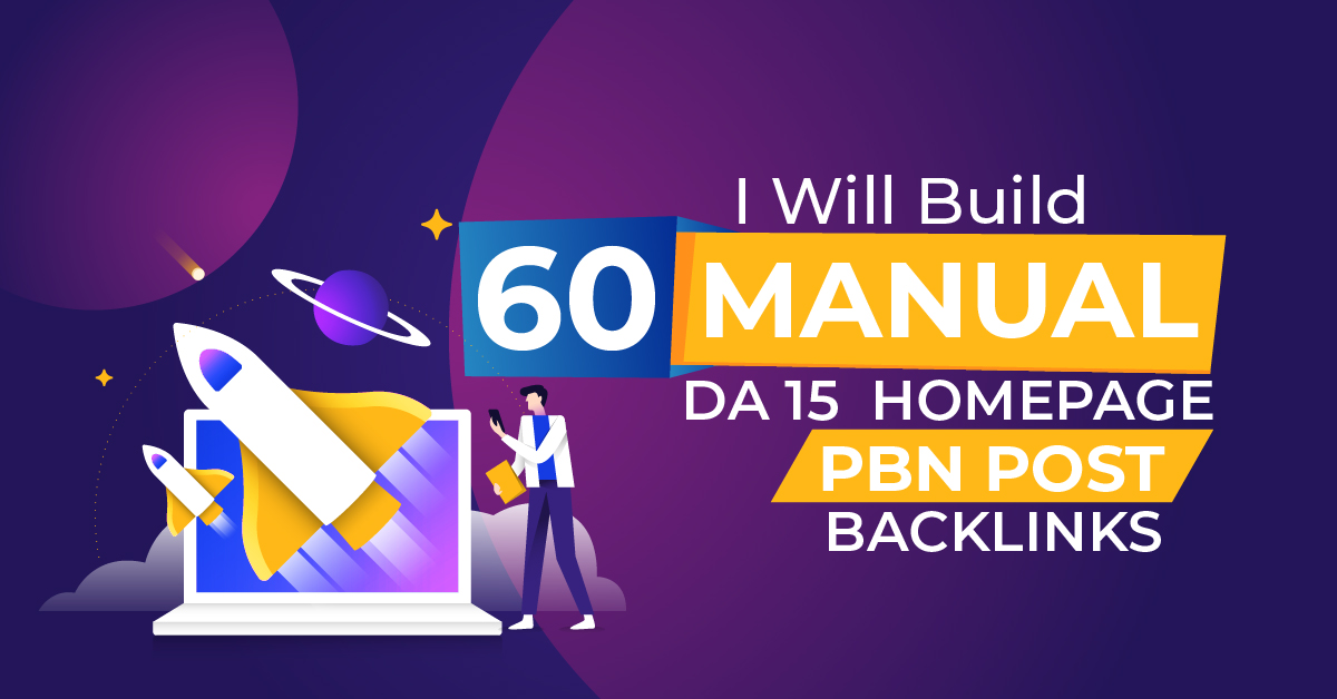 Do 60 Homepage Sticky Dofollw Pbn High Quality Seo Backlinks