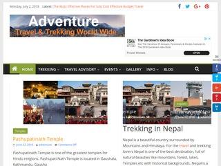 Adventure Travel Trek