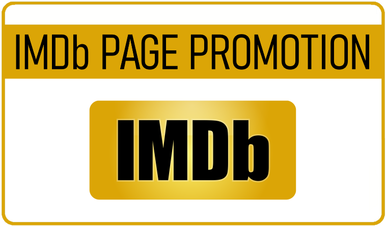 Promote your IMDb page profile