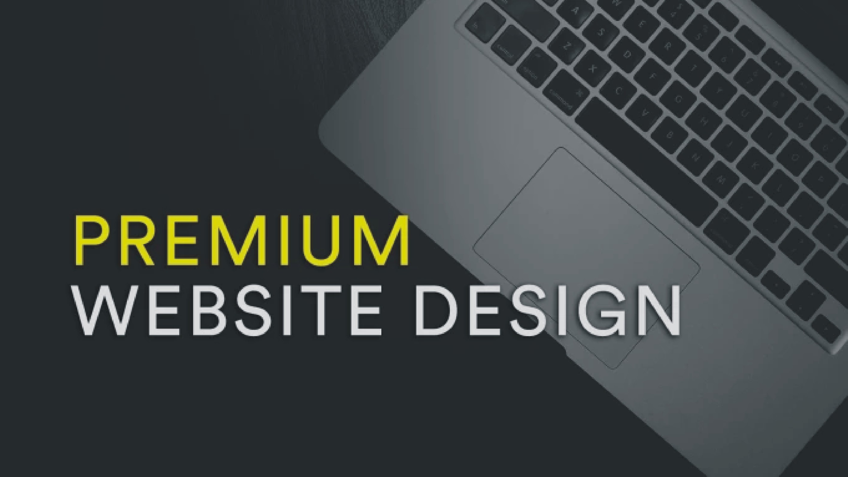 Create Premium Website Design,  Stunning Website Design