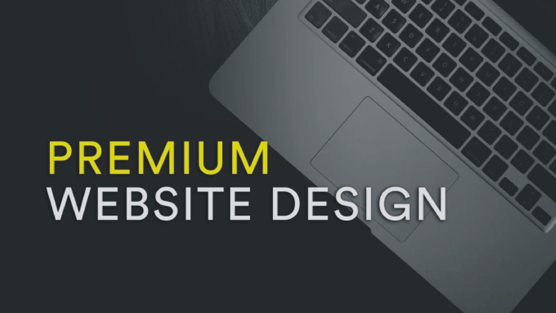 Create Premium Website Design, Stunning Website Design