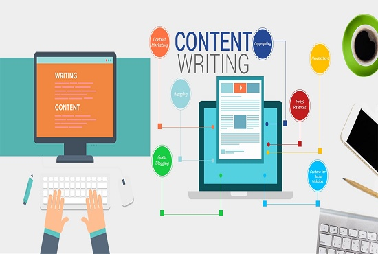 Write content for your blog or website