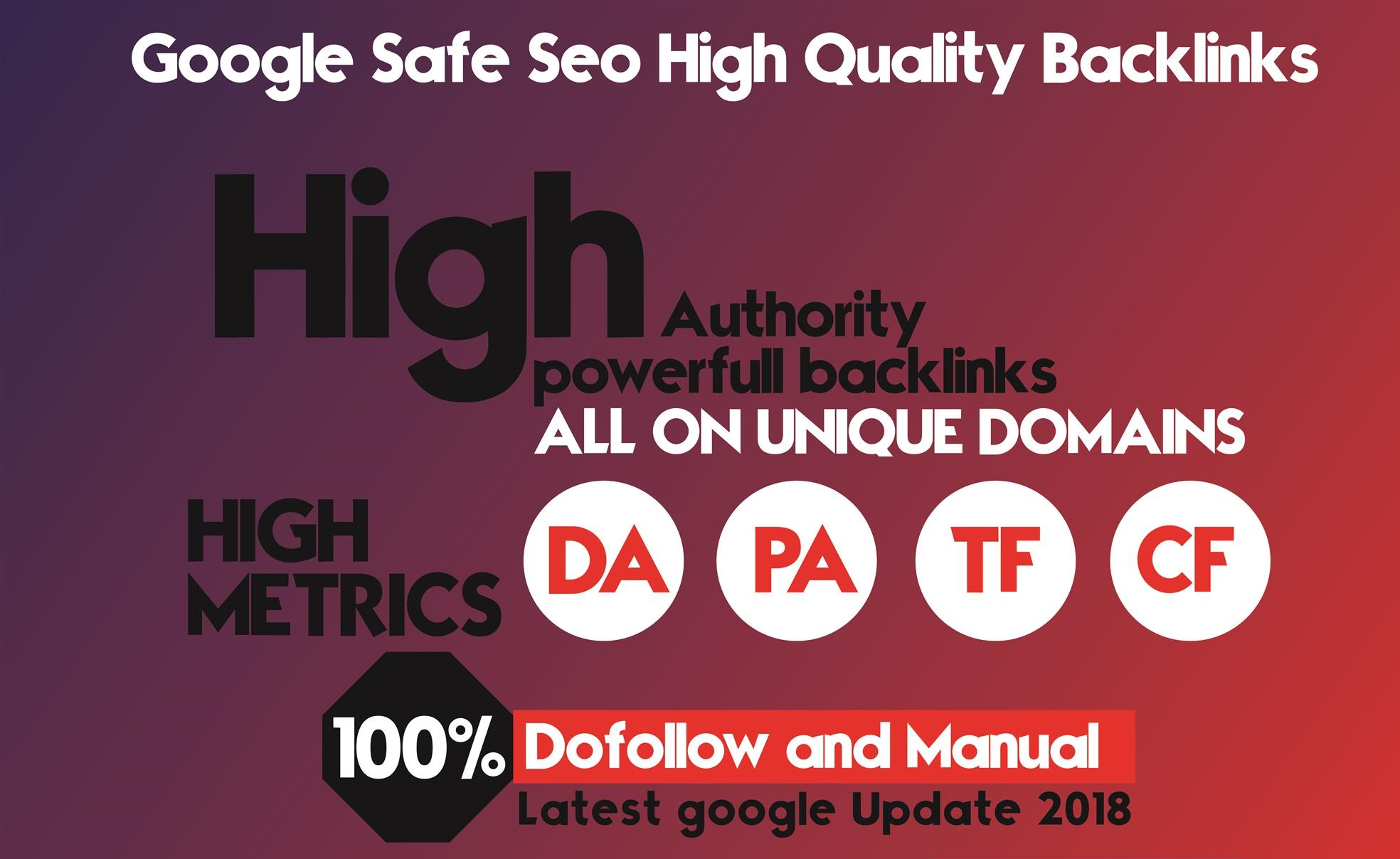 Do High Quality 80 Trust Flow And Citation Flow SEO Backlinks On Tf30 Da50