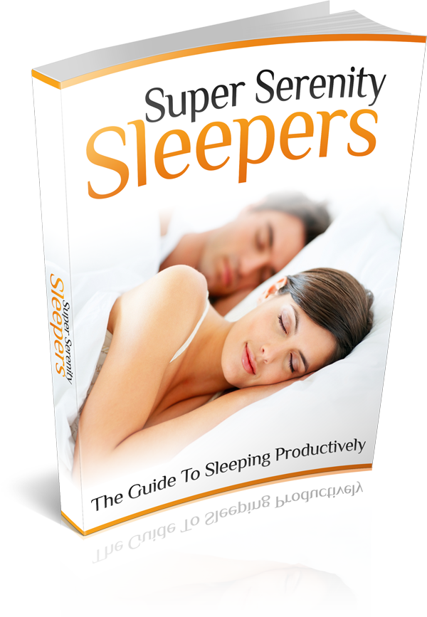 Super Serenity Sleepers eBook