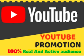 NON DROP & HIGH QUALITY YOUTUBE VIDEO PROMOTION