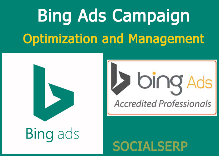 Create Bing Ads Management Campaign