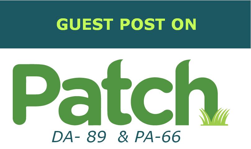 Place a permanent article on Patch. com DA-89