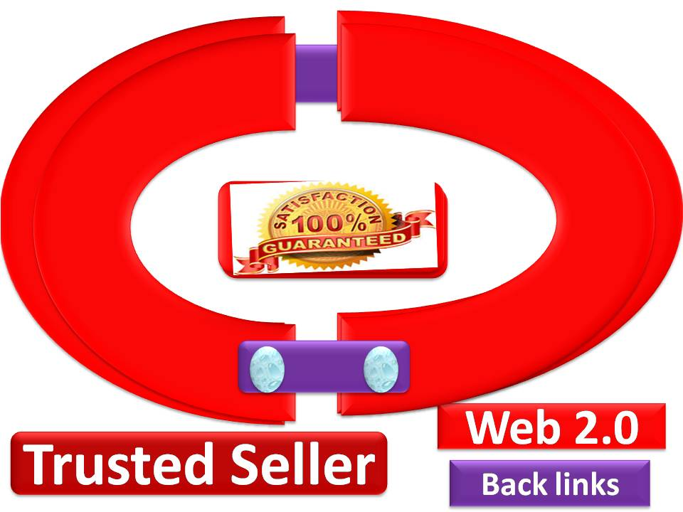Over 20 web 2.0 profile backlinks on high page rank sites