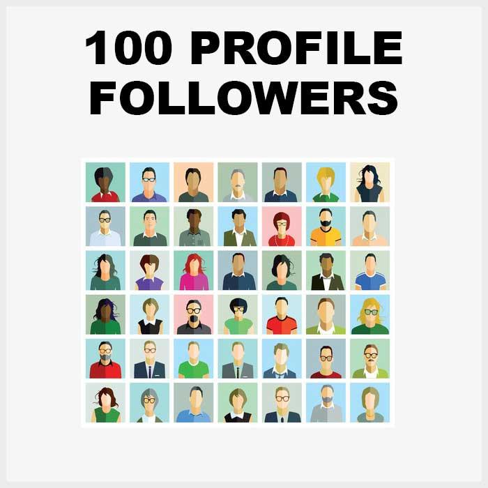 Get 1000 Fast Profile Followers