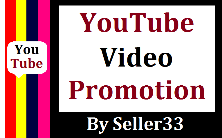 NON DROP & HIGH QUALITY YOUTUBE VIDEO PROMOTION IN 4 HOURS COMPLETED