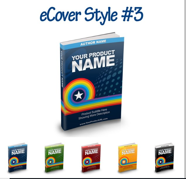 Provide You 50 Ebooks Covers And 50 Headers