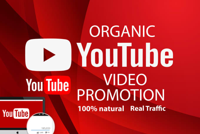 High Quality NON DROP YouTube Promotion By Real And Organic Audiences With Lifetime Guarantee