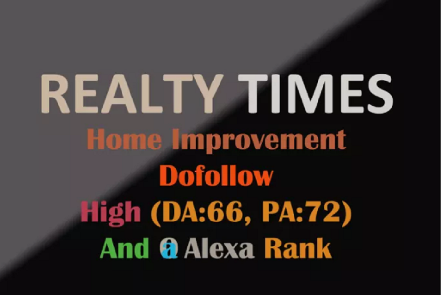 Guest Post Realtytimes. com DA70 Home Real Estate