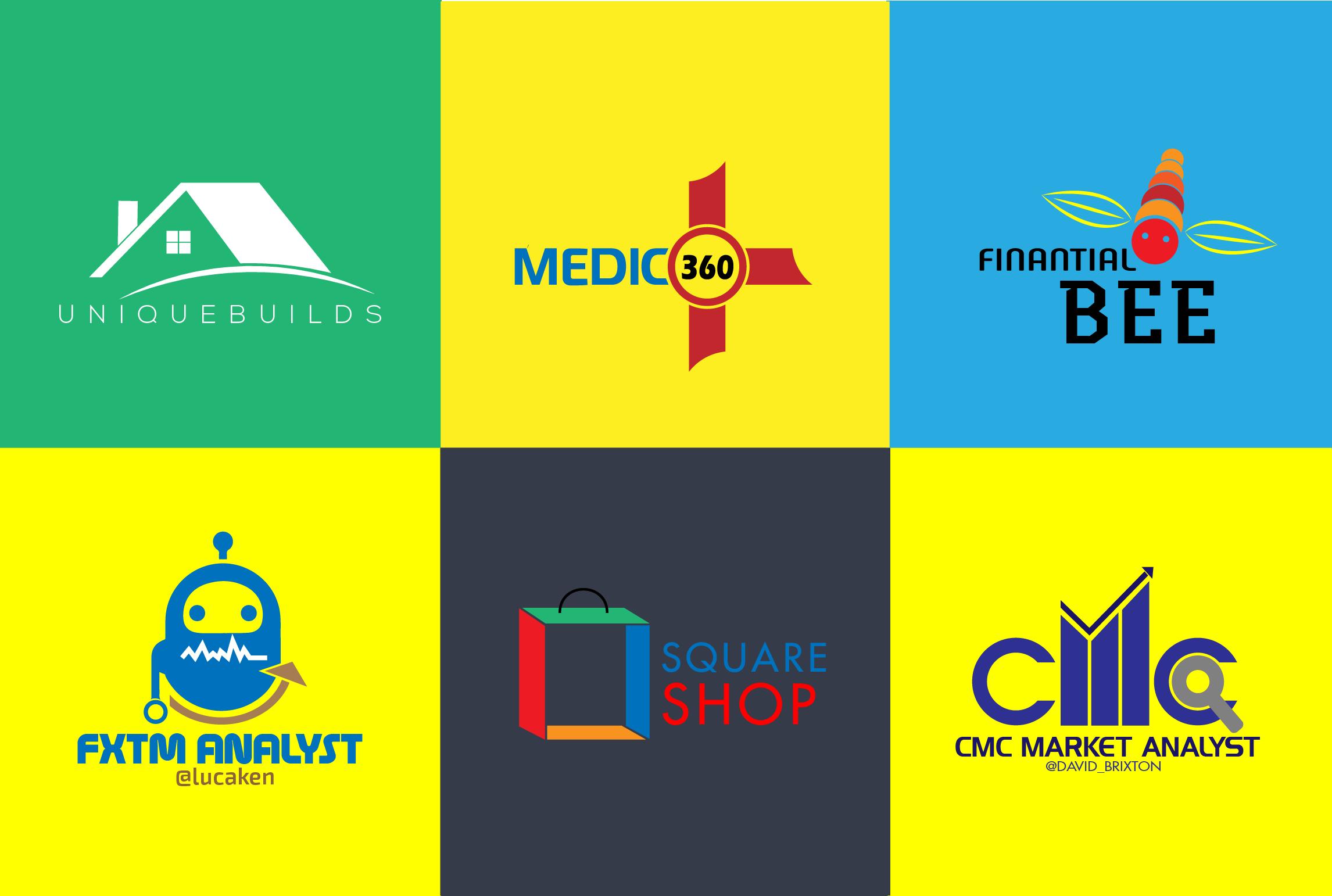 Design Creative Minimalist Business Logo