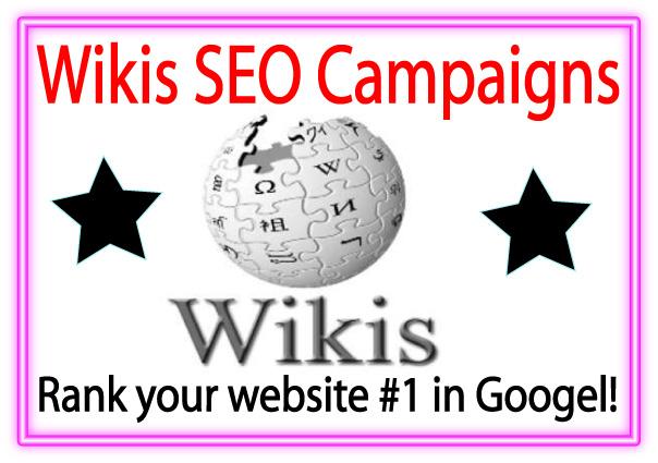 Wiki Link Pyramids - 5000 Mix profiles backlinks-30 DA Domain Authority 50+ Do-follow Backlinks