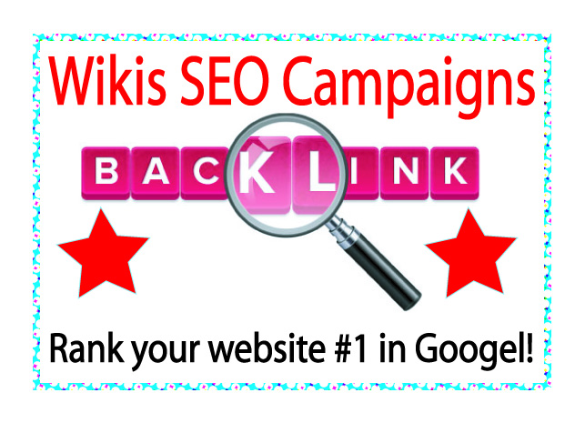 Wiki Link Pyramids- 2500 Do-follow backlinks-4000 Wiki Article Submission