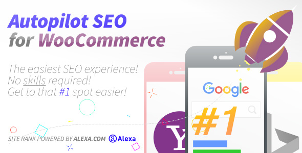 Autopilot SEO for WooCommerce - The easiest SEO experience