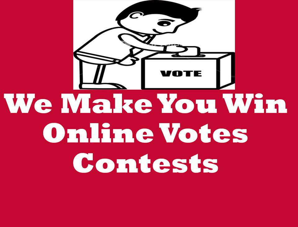 100 genuine IP votes by real people to any contest within 1-2H
