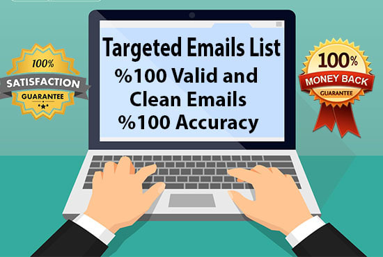 Find 100 Business Emails And Contact Info From Any Website