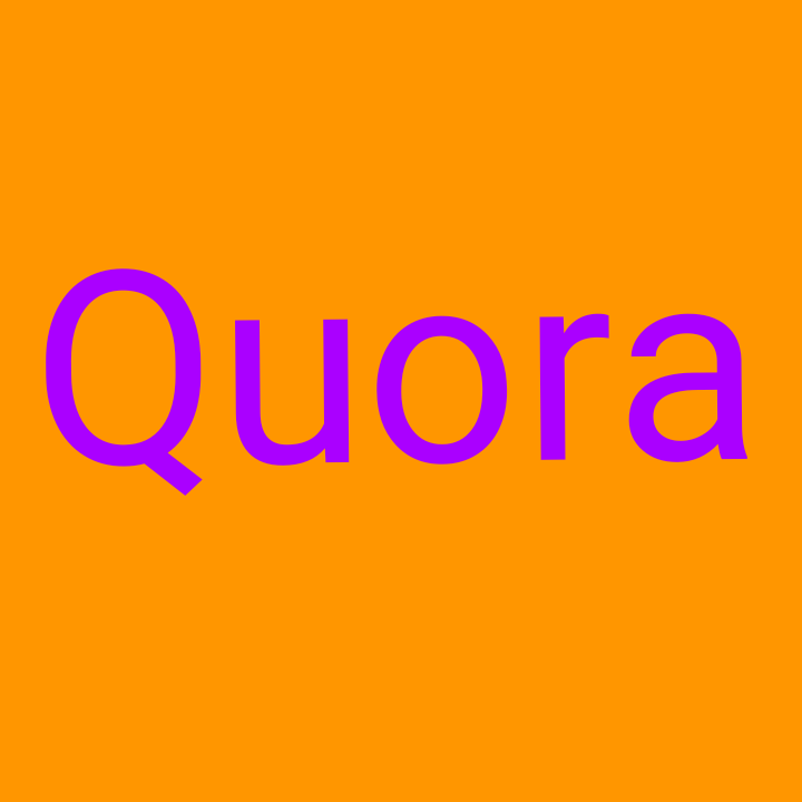 6 Quora Answer posting with your keyword And Url