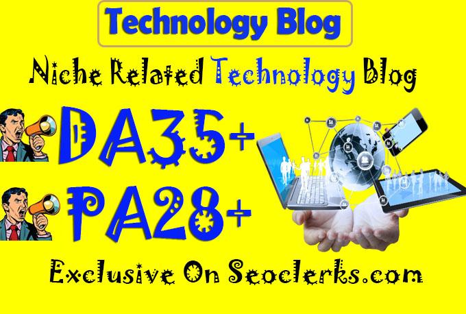 do guest post on da35 hq technology blog