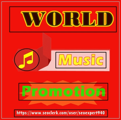 Promote Your Music 100K play to your Tracks