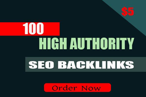 Create 100 Dofollow High PR SEO Backlinks Super Fast