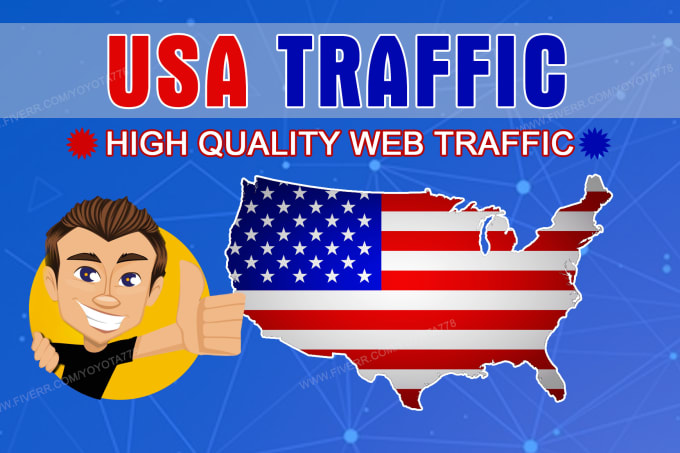 Get Organic Targeted Unlimited USA Web Traffic For 20 Days
