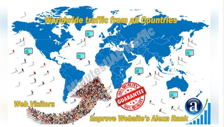 1k Worldwide website visitor adsense safe