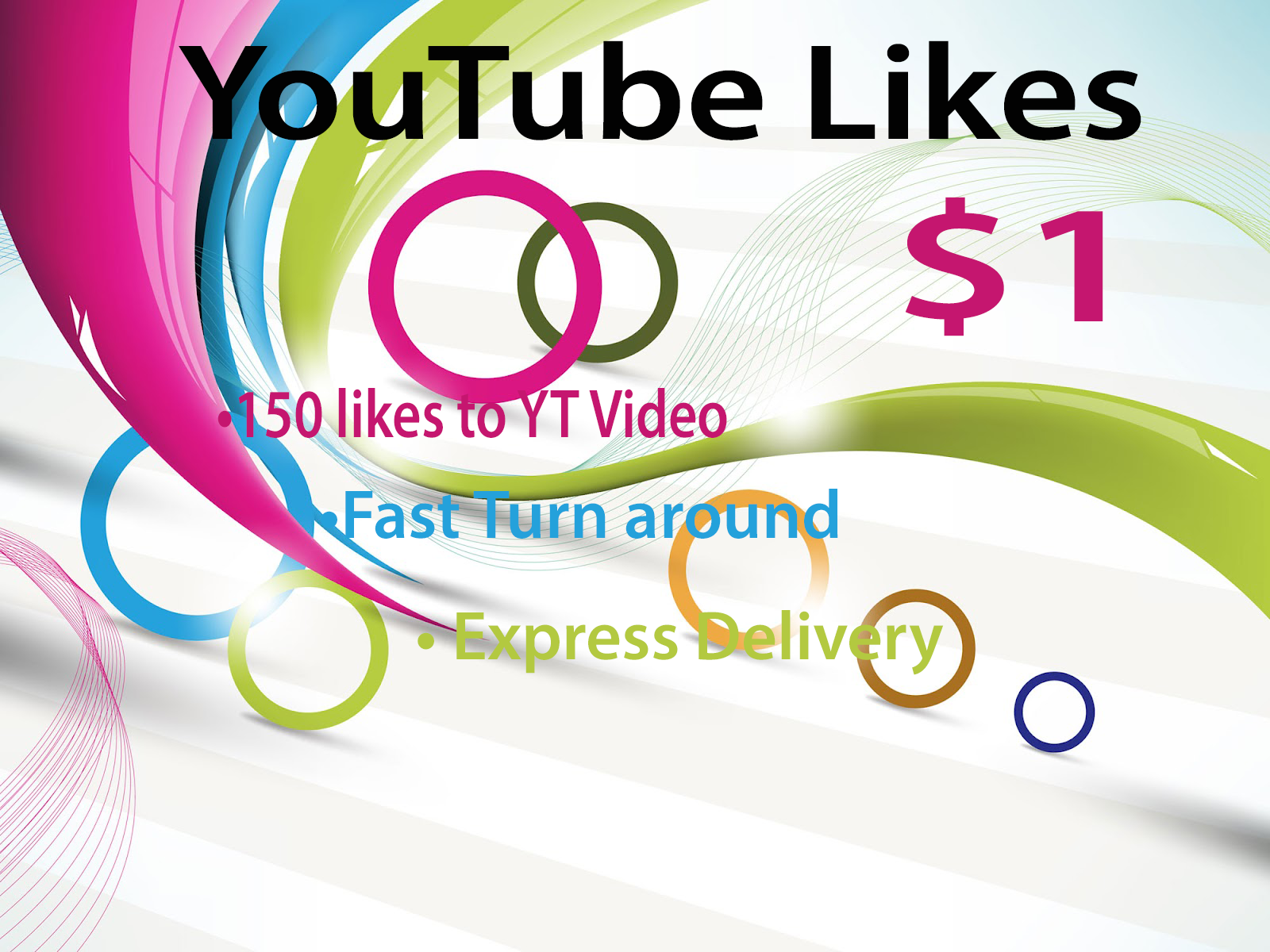 Boost 150 Likes to your Youtube video