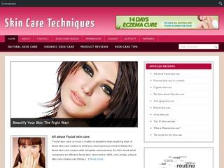 Skin Care Techniques