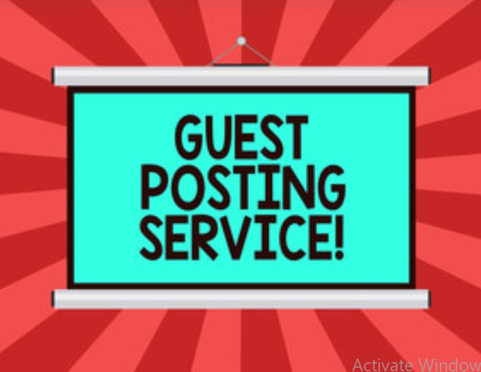 Write and Publish 5 Guest post on DA 100 to 40 Websites